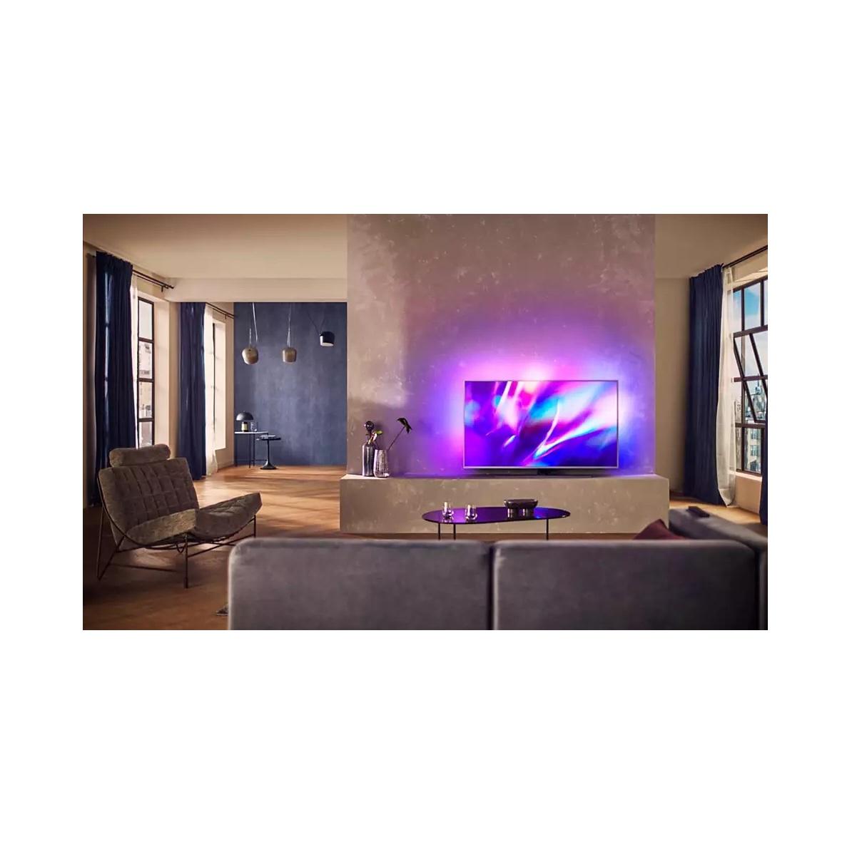 Tv Led 65'' Philips 65 Pus 8505/12