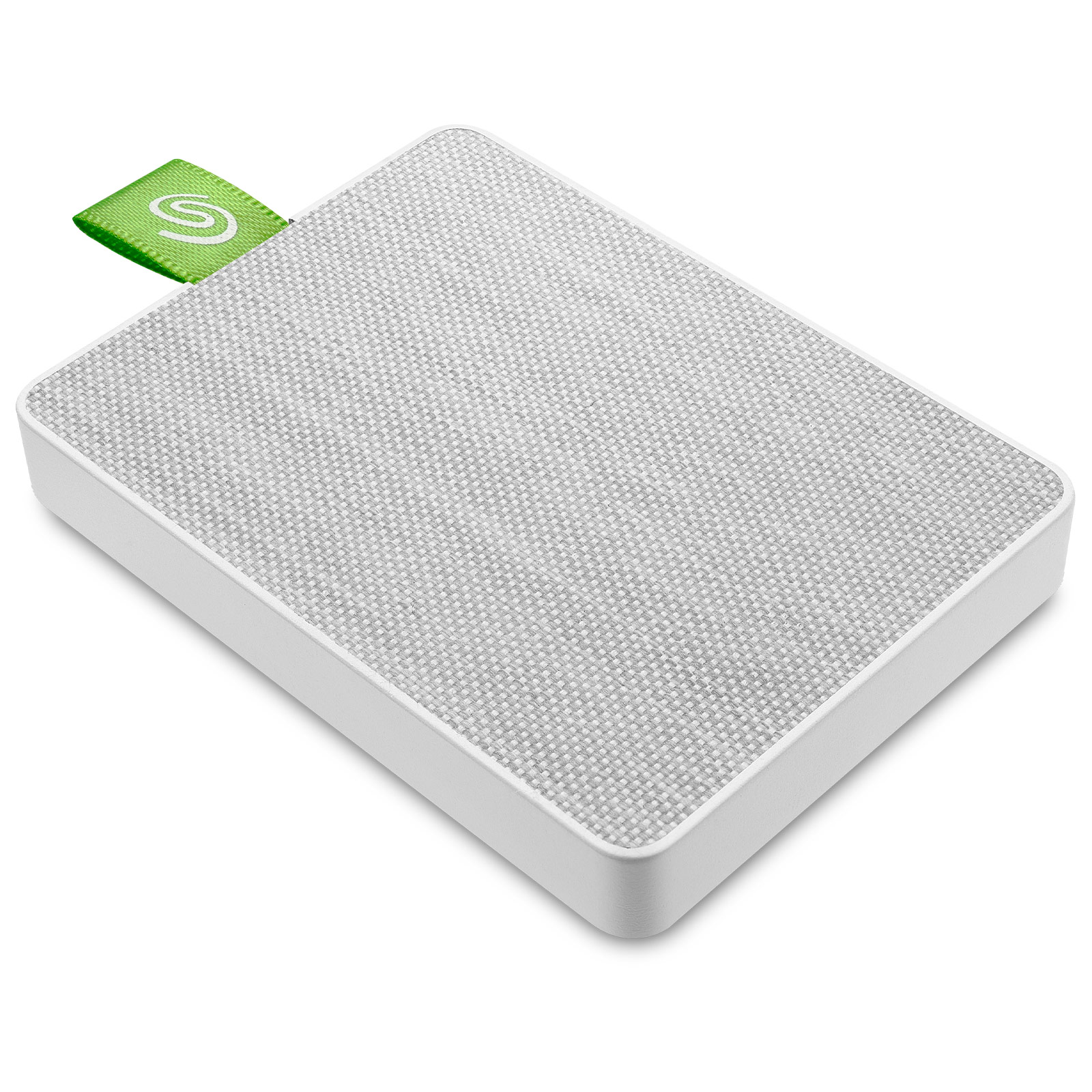Disque SSD externe Ultra Touch Seagate Blanc