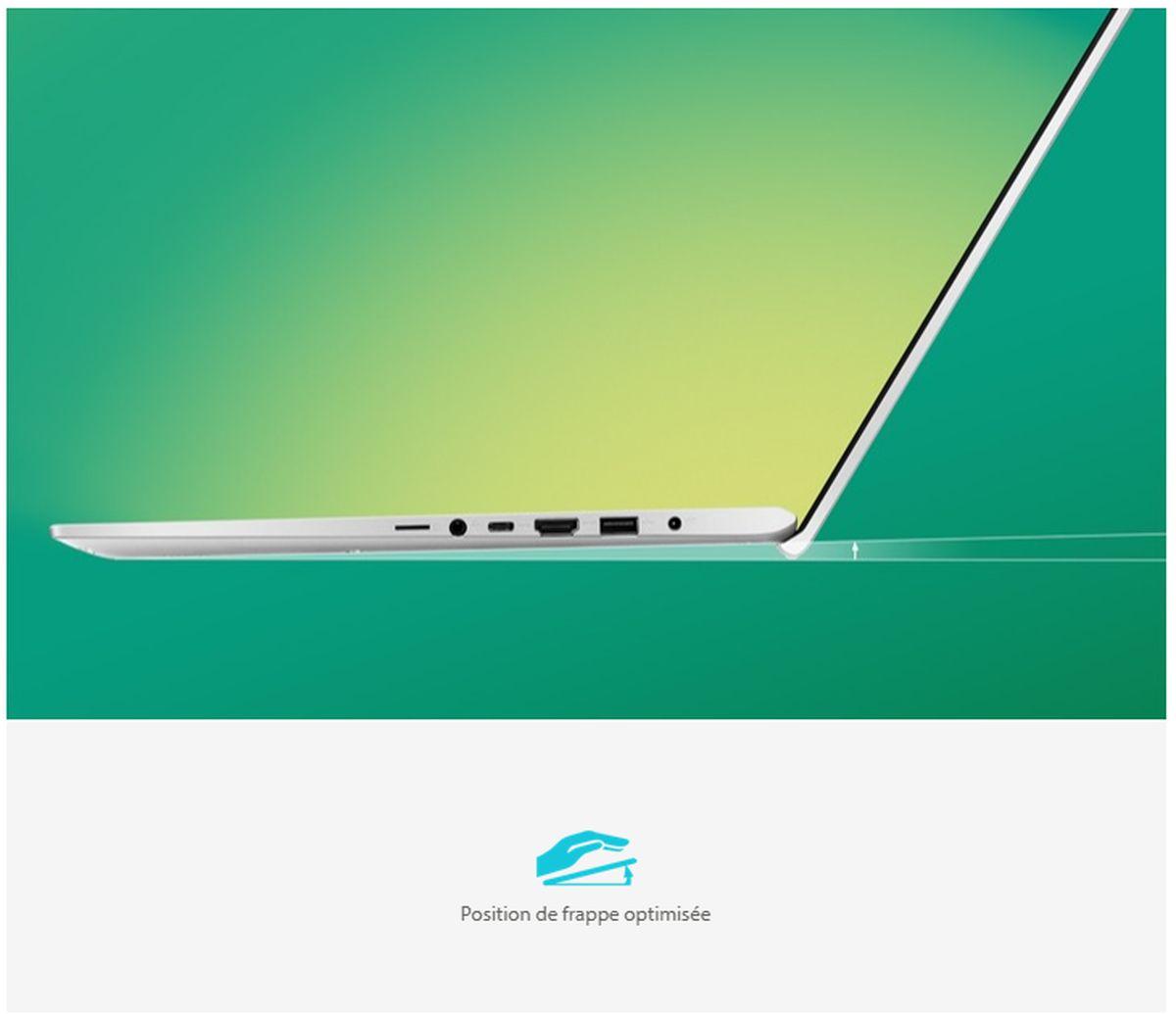 Vivobook S712JA-AU168T - Argent