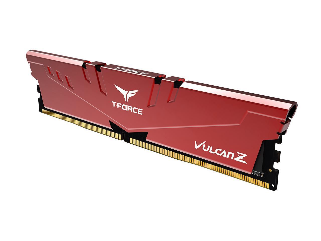 Vulcan Z  – 32 Go – 2 x 8 Go - DDR4 -  3200MHz - Rouge