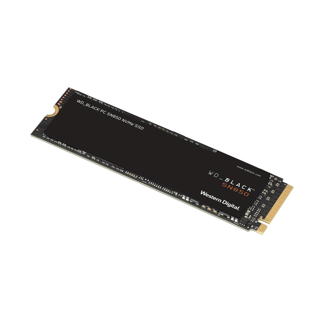 Disque SSD SN850 NVMe 1 To WD_BLACK Western Digital