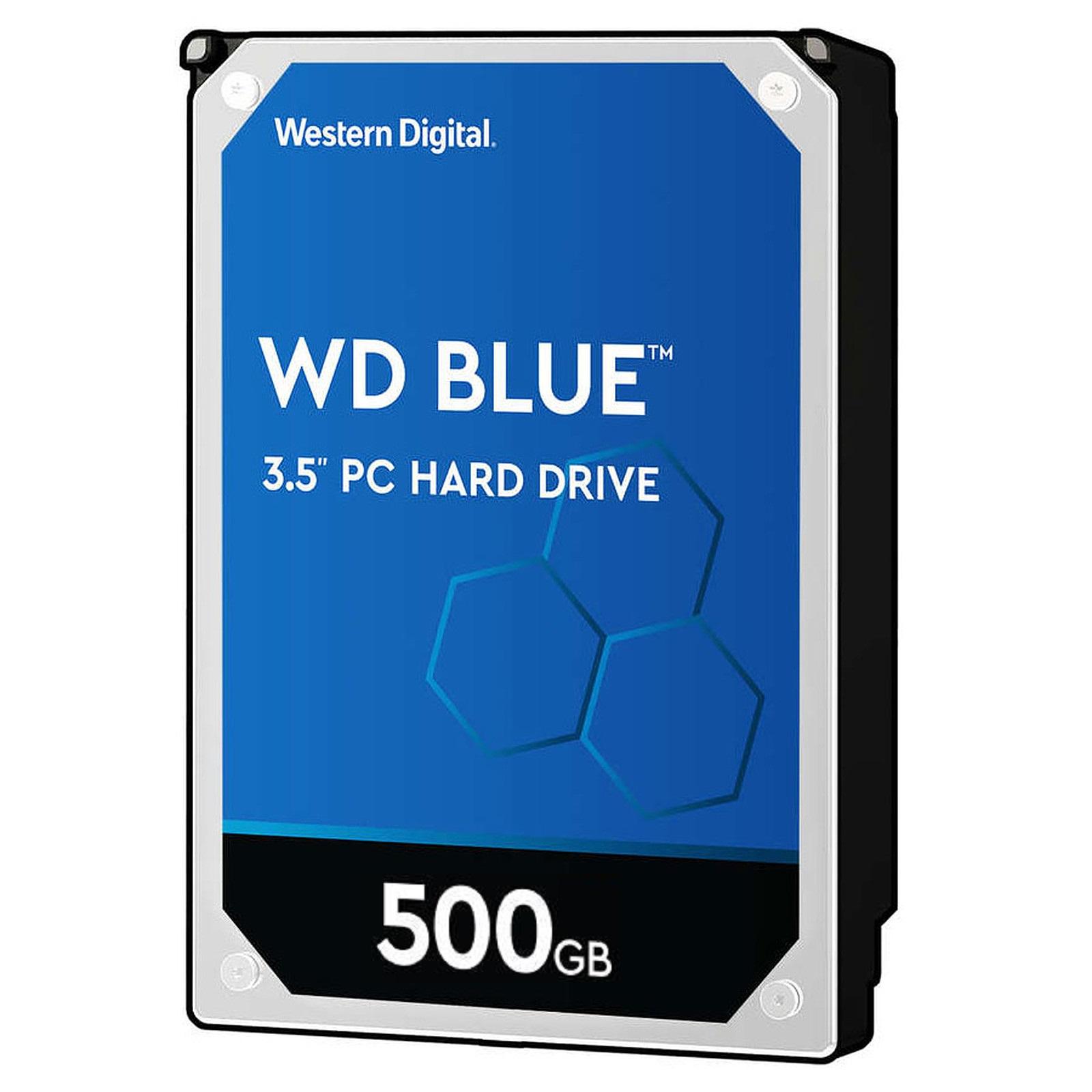 Disque dur interne Blue™ 500 Go 3.5