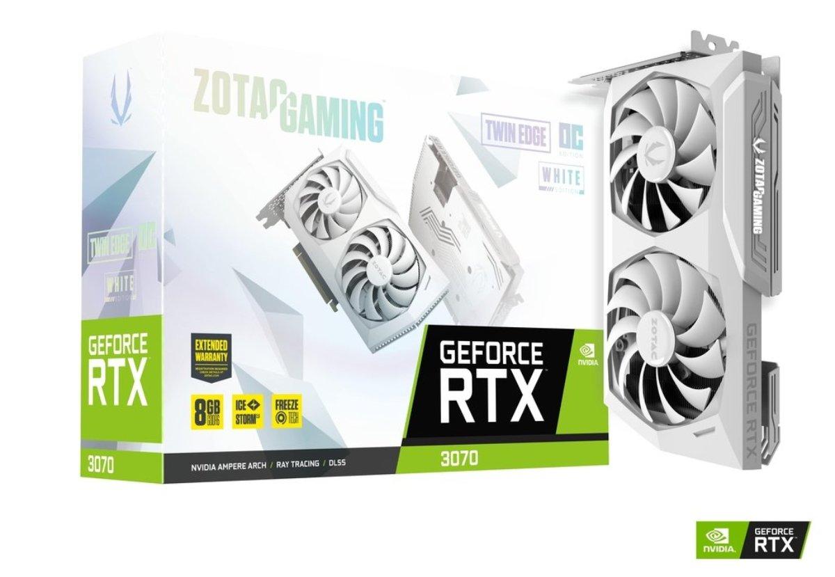 GeForce RTX 3070 Twin Edge OC