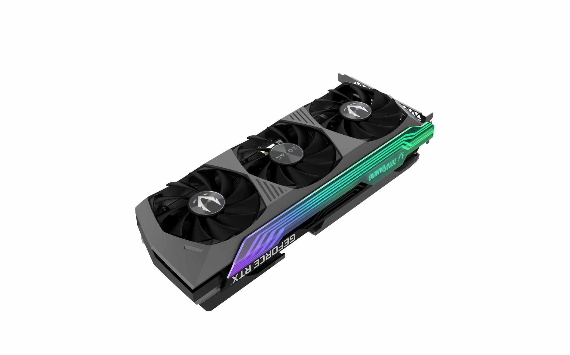 ZOTAC GAMING GeForce RTX 3080 Ti AMP HOLO OC