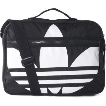 Besace Trefoil Airliner- Logotée Adidas Maroquinerie