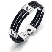 All Blacks Bijoux - Bracelet All Blacks 682037 - Bijoux homme