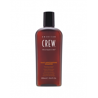 American Crew - American Crew-Crew Daily Shampoo – Shampoing- 8.4oz/250ml - Cosmetique american crew