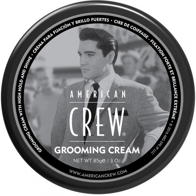 cr me de coiffage grooming cream fixation brillance fortes american crew gel cire. Black Bedroom Furniture Sets. Home Design Ideas