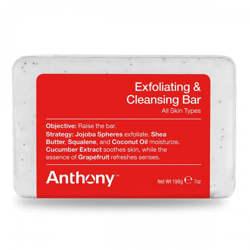 Anthony - Savon exfoliant nettoyant - Anthony - Cosmetique homme anthony