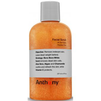 Anthony - Gel Exfoliant Visage - Cosmetique homme anthony