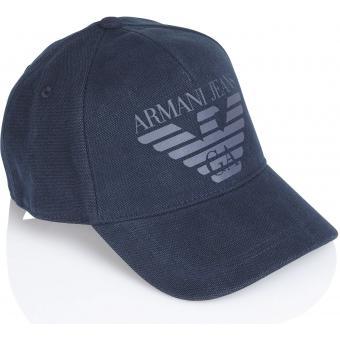 ad60ad44da15 Casquette Toile - Logo Armani Emporio Armani - Casquette homme