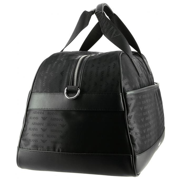 Armani Jeans sac de voyage noir SmxCVEDWoW