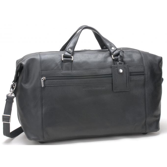 sac de voyage cuir de vachette arthur aston sac homme. Black Bedroom Furniture Sets. Home Design Ideas