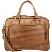 Arthur & Aston - SERVIETTE RIGIDE CUIR - Porte document homme cuir