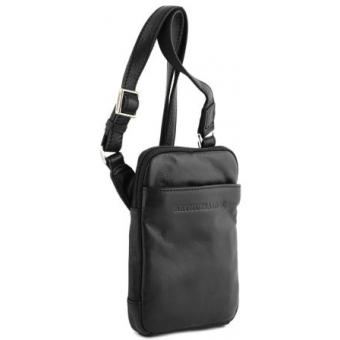 MINI SAC TRAVERS - Cuir
