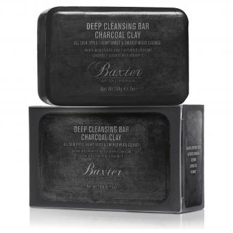 Baxter of California - Savon au charbon - Cosmetique baxter of california