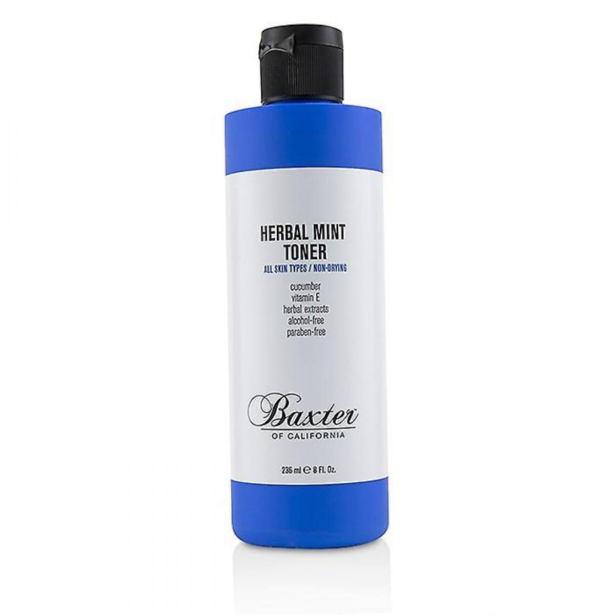 lotion tonique Herbal Mint Toner Baxter of California