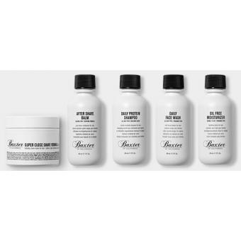 Baxter of California - Kit Voyage 5 Produits - Cosmetique baxter of california