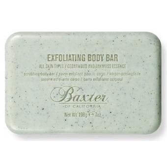 Baxter of California - Savon exfoliant - Cosmetique baxter of california