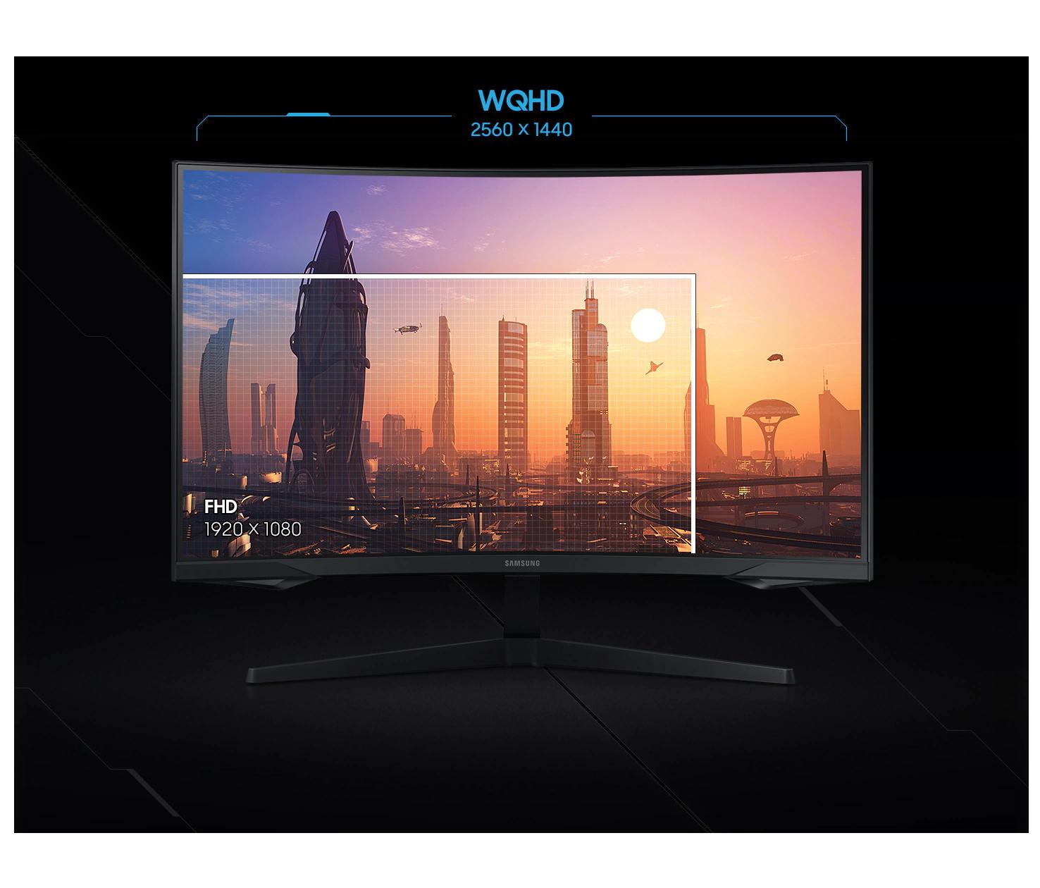 Odyssey G5 Gaming Monitor