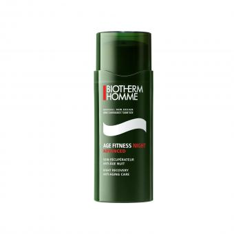 Biotherm Homme - AGE FITNESS NUIT ANTI AGE - Coffret cadeau soin homme