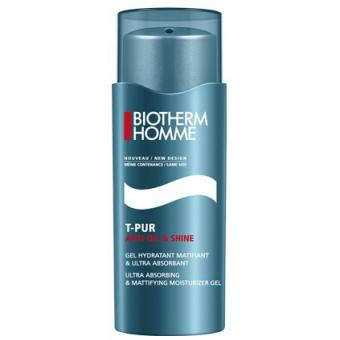 Biotherm Homme - GEL HYDRATANT MATIFIANT T PUR - Idee cadeau homme