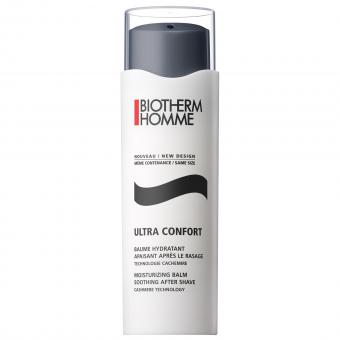 Biotherm Homme - ULTRA CONFORT BAUME HYDRATANT - Idee cadeau coffret rasage