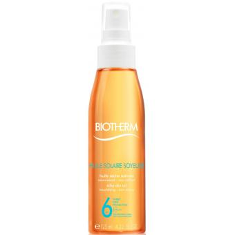 HUILE SOLAIRE SOYEUSE SPF 6 Biotherm Solaires