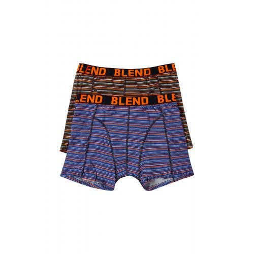 Blend - Boxer &Shorty homme noir - Shorty boxer homme