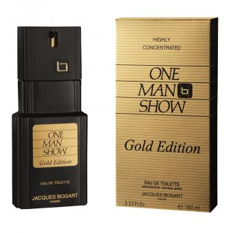 Bogart Parfums - One Man Show Gold Edition - Parfum homme