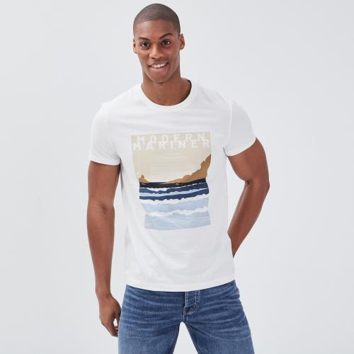 Bonobo - T-shirt éco-responsable - Mode homme