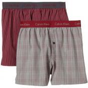 Calvin Klein Underwear - PACK 2 SLIM FIT BOXER – Coton - Calvin Klein Underwear