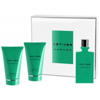 COFFRET VETIVER Carven Paris
