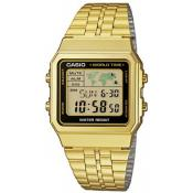 Casio - Montre Casio Retro Vintage A500WEGA-1EF - Montre digitale homme