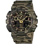 Casio - Montre Casio G-Shock GA-100CM-5AER - Montre casio homme
