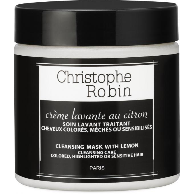 cr me lavante au citron pour cheveux christophe robin apr s shampoing soins homme. Black Bedroom Furniture Sets. Home Design Ideas