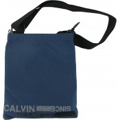 Ck Calvin Klein and Calvin Klein Jeans Homme - Sacoche Bandoulière Steel - Maroquinerie (Sacoches, Sac...)