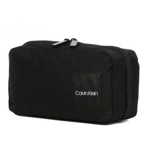 Ck Calvin Klein and Calvin Klein Jeans - ITEM STORY SLG WASHBAG - Soldes Maroquinerie HOMME