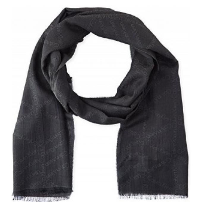 ECHARPE CLASSIQUE LOGOTEE – 100% coton Ck Calvin Klein and Calvin Klein  Jeans b0b38bdaf74
