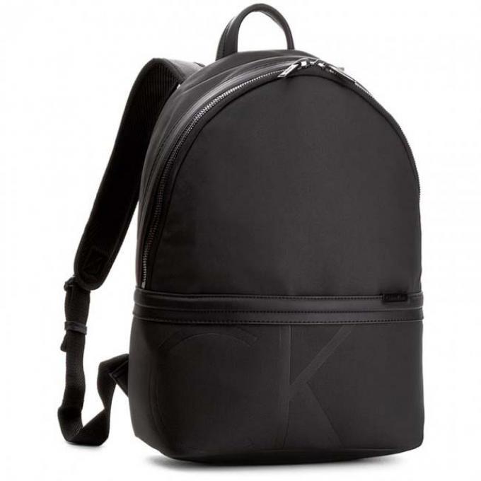 Calvin Klein Sac à dos avec poches YwSEJ