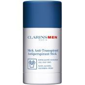 Clarins Men Homme - DESODORANTE ANTI TRANSPIRANTE EN BARRA - Gel de ducha y desodorante