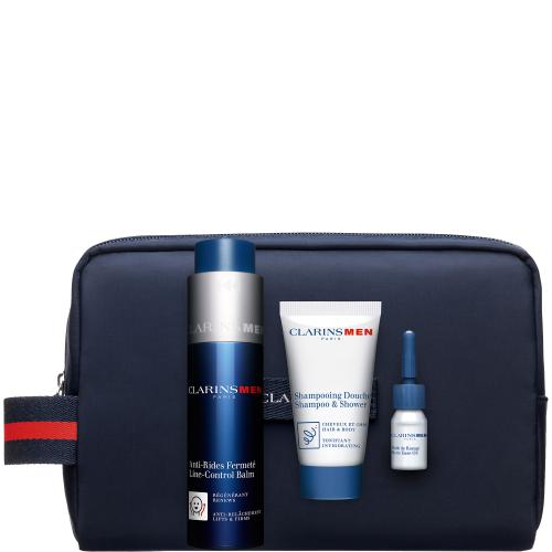 Clarins Men - Coffret Anti-âge CLARINS MEN - Cosmetique clarins homme