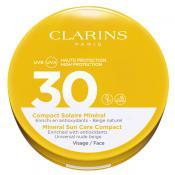 Clarins Solaires - COMPACT SOLAIRE MINERAL SPF30 VISAGE - Soin visage homme