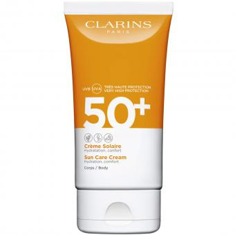 Clarins Solaires - CREME SOLAIRE SPF50+ CORPS - Soin du corps homme