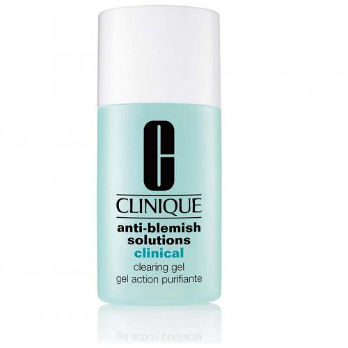 Clinique Homme - Nettoyant AntiBlemish Solutions Clinical Clearing  Gel action purifiante - Cosmetique clinique homme