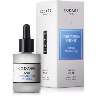 SERUM N°1 VISAGE HYDRATATION INTENSE - 30ml