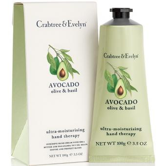Crème Mains Hydratante Avocat Crabtree & Evelyn