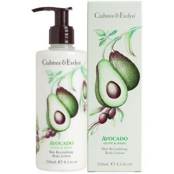 Lotion Corporelle Avocat Peau Sèche Crabtree & Evelyn