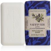Crabtree & Evelyn - Savon Vétiver & Genièvre - Soin crabtree and evelyn
