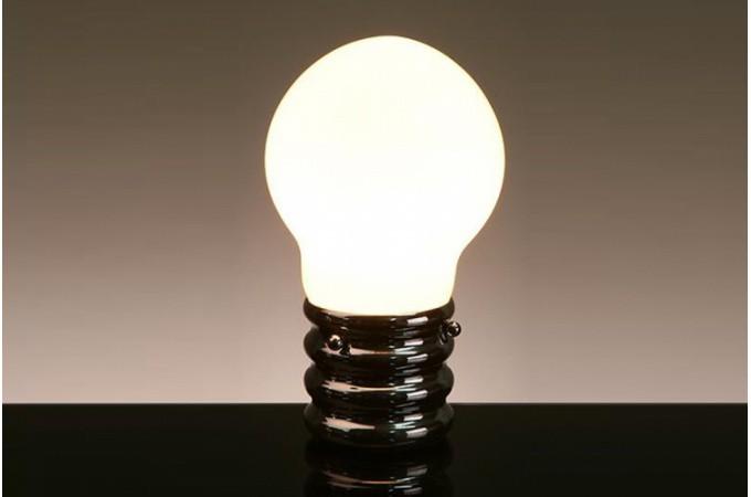 lampe poser ampoule lampes poser pas cher declik deco. Black Bedroom Furniture Sets. Home Design Ideas